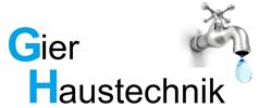 Gier Haustechnik Logo